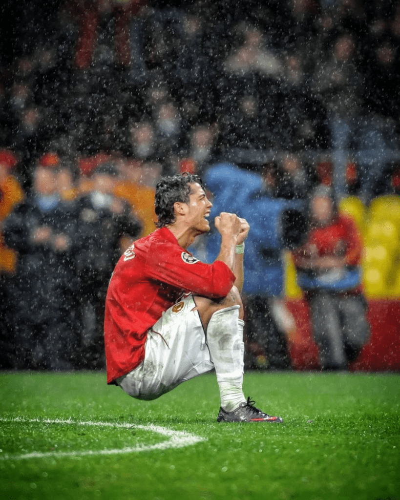 The Legend Is Back Home Cristiano Ronaldo at Manchester United 1