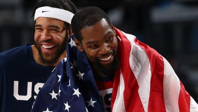 USA becomes Olympic champion for the 4th time in a row 1