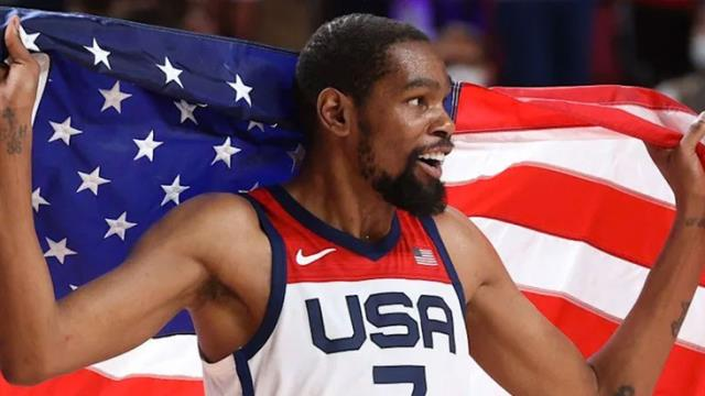 USA becomes Olympic champion for the 4th time in a row 2