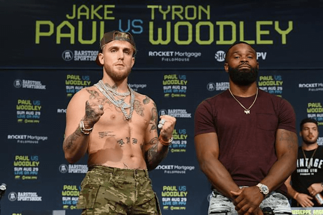 Will Jake Paul vs Tyron Woodley YouTuber star be able to fix this problem