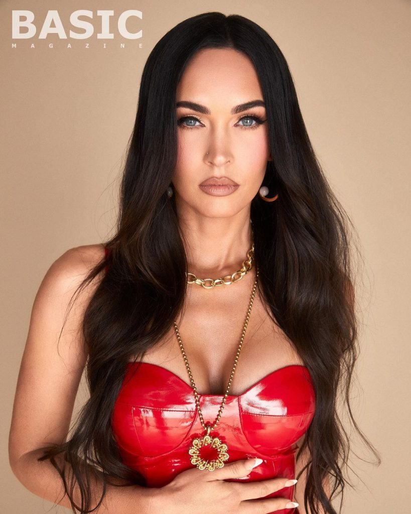Megan Fox is another sexy photo series 3