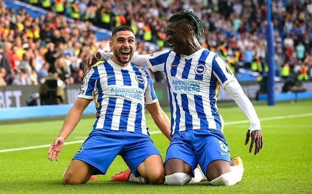 Neal Maupay Is Someone To Look Out For In The Premier League This Year 1