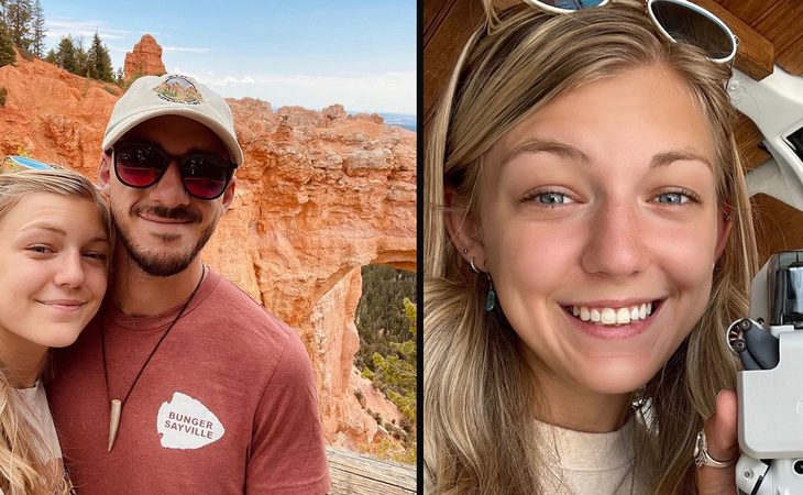 Police search for missing woman Gabby Petito asks boyfriend for cooperation 2