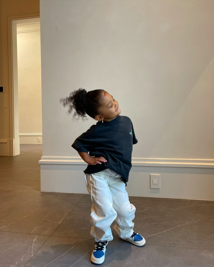 Stormi Jenner is one of the luckiest kids in the world 1