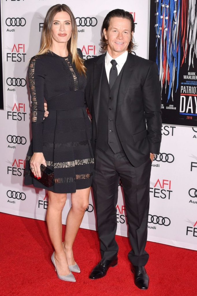 The Happy Marriage of Mark Wahlberg and Rhea Durham 1