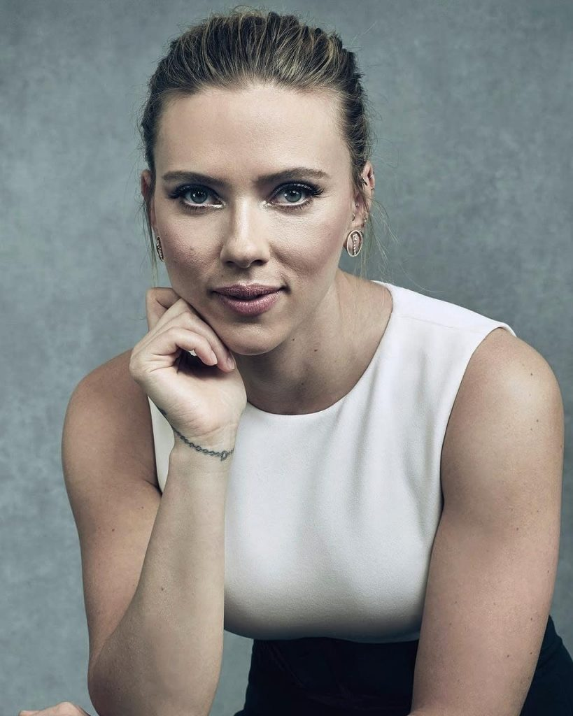 The golden ratio proves that Scarlett Johansson is one of the sexiest actors in Hollywood 3