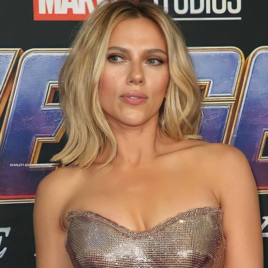 The golden ratio proves that Scarlett Johansson is one of the sexiest actors in Hollywood 5