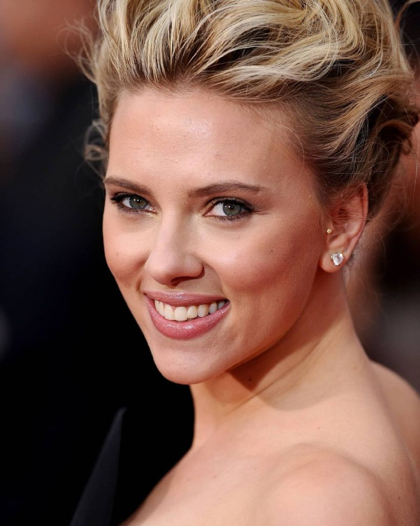 The golden ratio proves that Scarlett Johansson is one of the sexiest actors in Hollywood 8