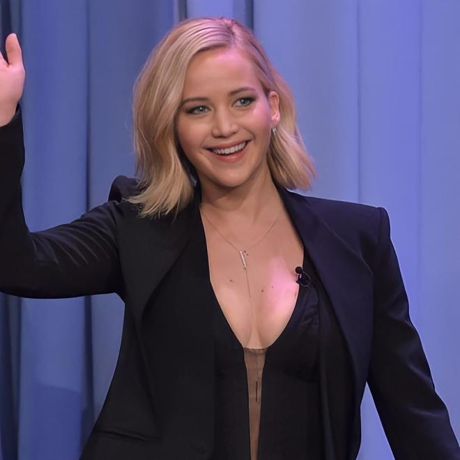 What does Jennifer Lawrence want before having sex 1