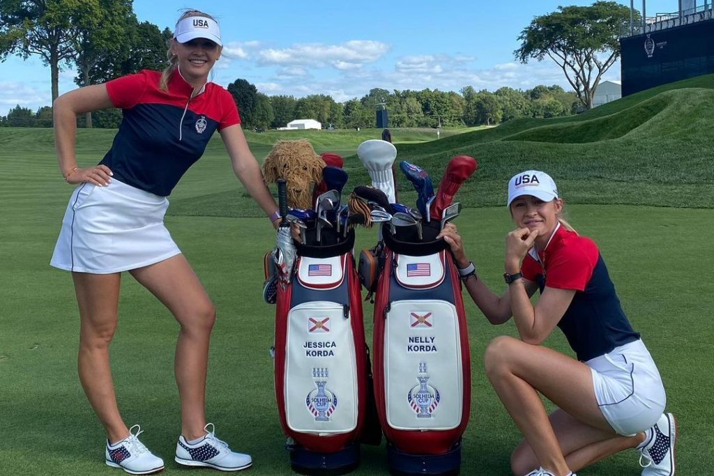 What is Nelly Korda net worth in 2021 2