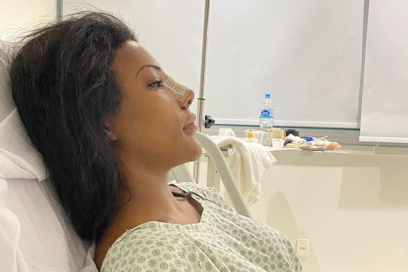Ana Carolina Lekker is on the agenda with her plastic surgery operations 2